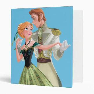 Anna and  Hans 3 Ring Binder