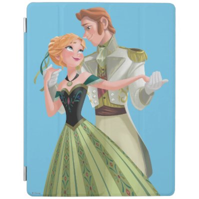 Anna and  Hans iPad Cover