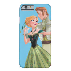 Anna and  Hans iPhone 6 Case