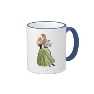 Anna and  Hans Ringer Coffee Mug