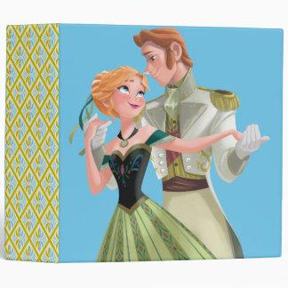 Anna and  Hans Vinyl Binder