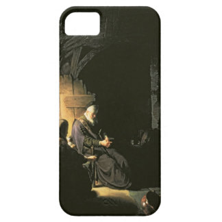 Anna and the Blind Tobit, c.1630 (oil on panel) iPhone SE/5/5s Case