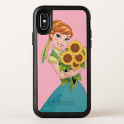 OtterBox Apple iPhone X Symmetry Case with Frozen's Olaf the Snowman & Sven the Reindeer design