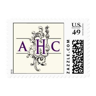 Anna & Christopher's Stamp