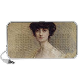 Anna de Noailles  1913 Speaker