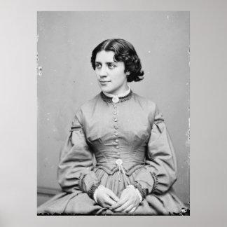 Anna Elizabeth Dickinson Poster