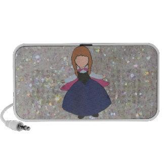 Anna frozenish portable speaker