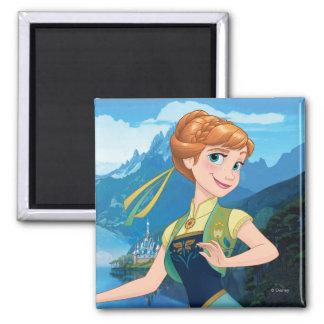 Anna | Heart Full of Sunshine Magnet