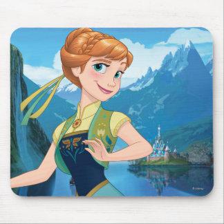 Anna | Heart Full of Sunshine Mouse Pad
