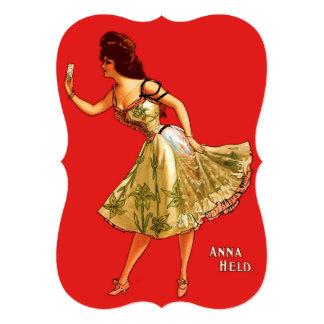 Anna Held Card