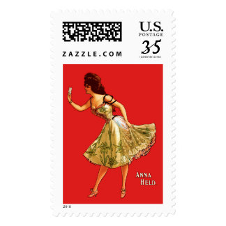 Anna Held Stamps