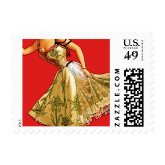 Anna Held Stamp