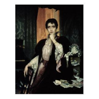 Anna Karenina, 1904 Postcard