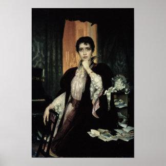 Anna Karenina, 1904 Poster