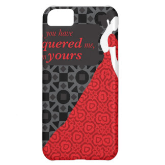 Anna Karenina gift with quote from the novel iPhone 5C Case