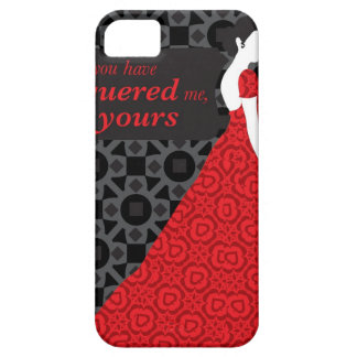 Anna Karenina gift with quote from the novel iPhone SE/5/5s Case