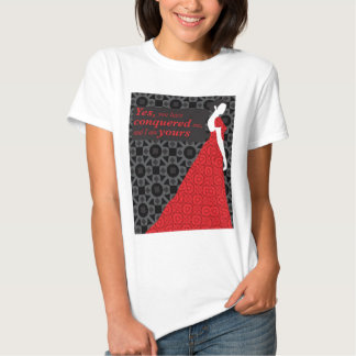 Anna Karenina gift with quote from the novel T Shirts