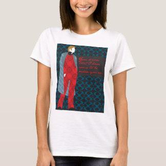 "Anna Karenina Quote Gift ""Count Vronsky"" T-Shirt"
