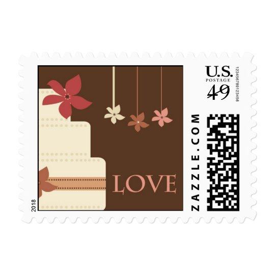 """Anna """"Love"""" Response Card Stamp (Small)"""
