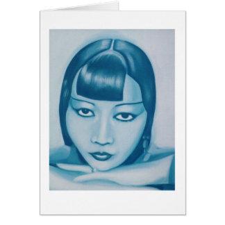 Anna  Mae Wong Card