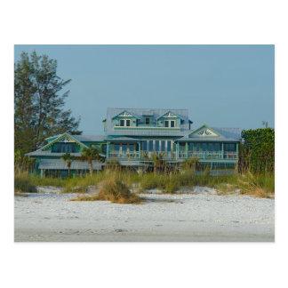 Anna Maria Beach Home Postcards