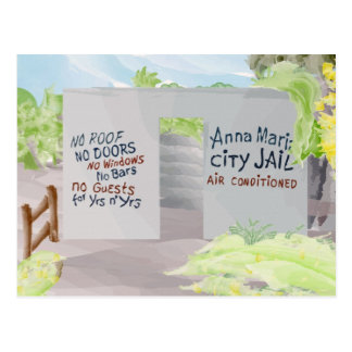 Anna Maria City Jail Post Cards