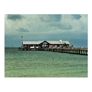 Anna Maria City Pier Postcards