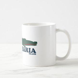 Anna Maria Island - Alligator. Coffee Mug
