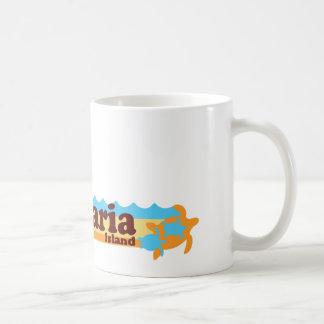 Anna Maria Island - Beach Design. Coffee Mug