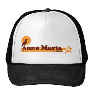 Anna Maria Island - Beach Design. Trucker Hat