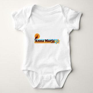 Anna Maria Island - Beach Design. T Shirt