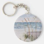 Anna Maria Island Beach Keychains