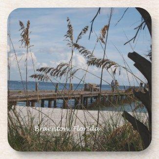Anna Maria Island Bradenton Florida Coaster