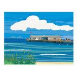 Anna Maria Island City Pier Postcard