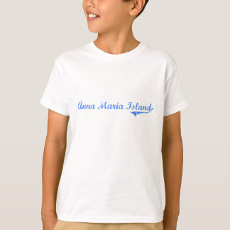 Anna Maria Island Florida Classic Design T-Shirt