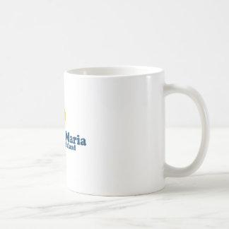 Anna Maria Island - Map Design. Coffee Mug
