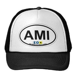 Anna Maria Island - Oval Design. Trucker Hat