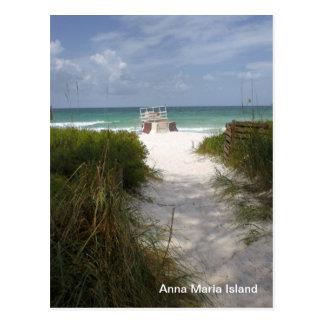 Anna Maria Island Post Card