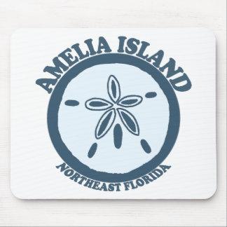 Anna Maria Island - Sand Dollar. Mouse Pad