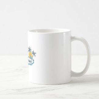 Anna Maria Island - Surf Design. Coffee Mug