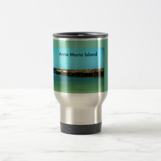 Anna Maria Island Travel Mug