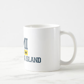 Anna Maria Island - Varsity Design. Coffee Mug