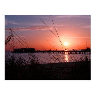 Anna Maria Sunrise Postcard