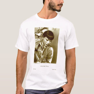 Anna May Wong vintage portrait T-shirt