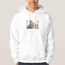 Anna & Michael wedding hoodie