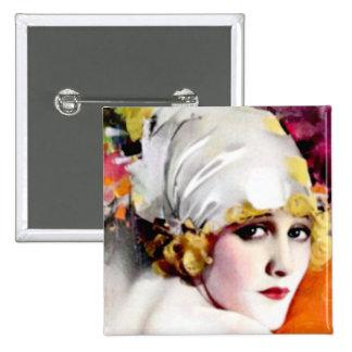 Anna Nilsson Pinback Button