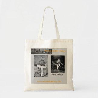 Anna Pavlova Spanish Themed Tote Tote Bags