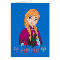 Anna | Portrait with Name