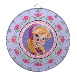 Anna | Princess Dart Board