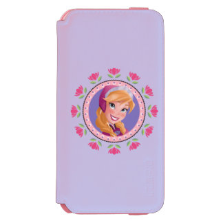Anna | Princess iPhone 6/6s Wallet Case